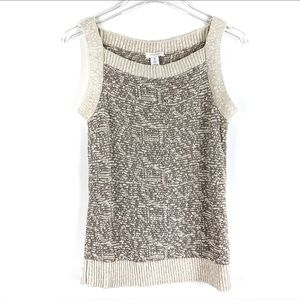 Chico's Knit Sleeveless Top